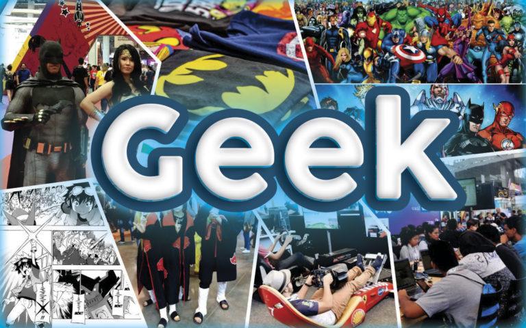 A origem do universo Geek – significado