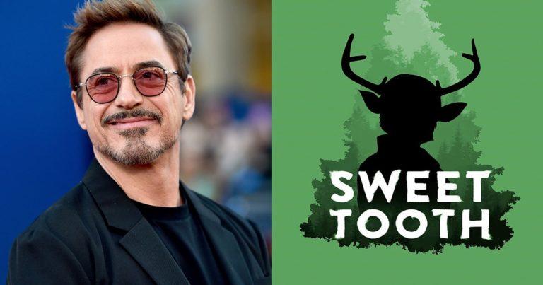Robert Downey Jr. o mais novo produtor da DC comics