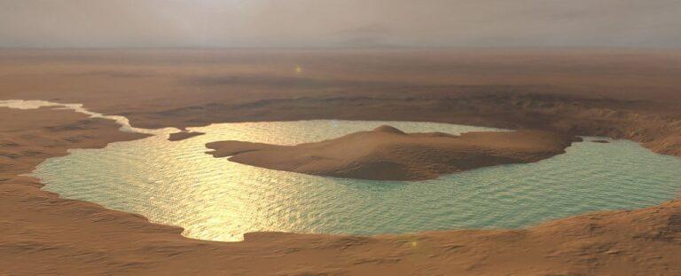 Ciência: Entenda os possíveis Reservatórios de água em Marte