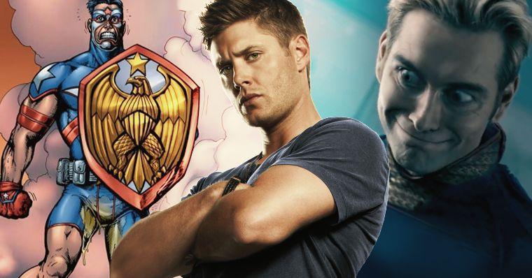 Jensen Ackles em The Boys 3ª temporada: Veja como reagiu o ator