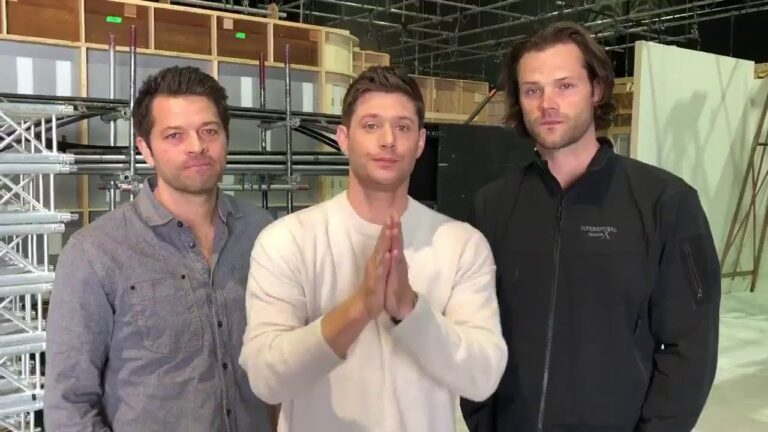 """Sobrenatural: Ultima temporada """"será digna de toda a obra"""""""