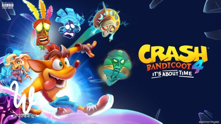 Crash Bandicoot 4: Veja o trailer, novidades e muito mais!