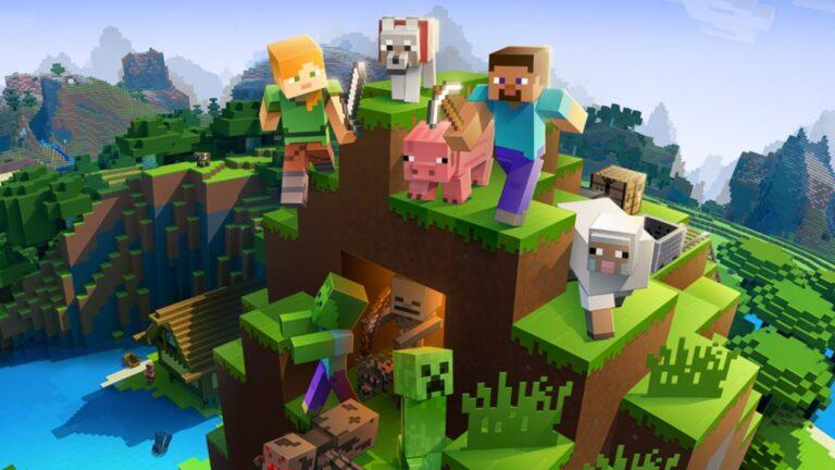 Minecraft – A próxima atualização do será revelada em outubro