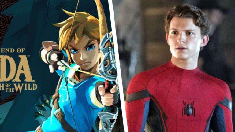 Hey escute! Tom Holland pode viver o Link na série Zelda da Netflix
