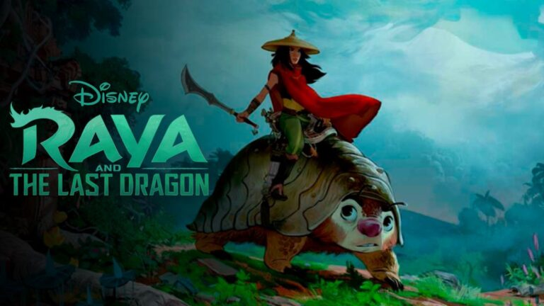 Raya and the last Dragon: a mais nova animação da Disney