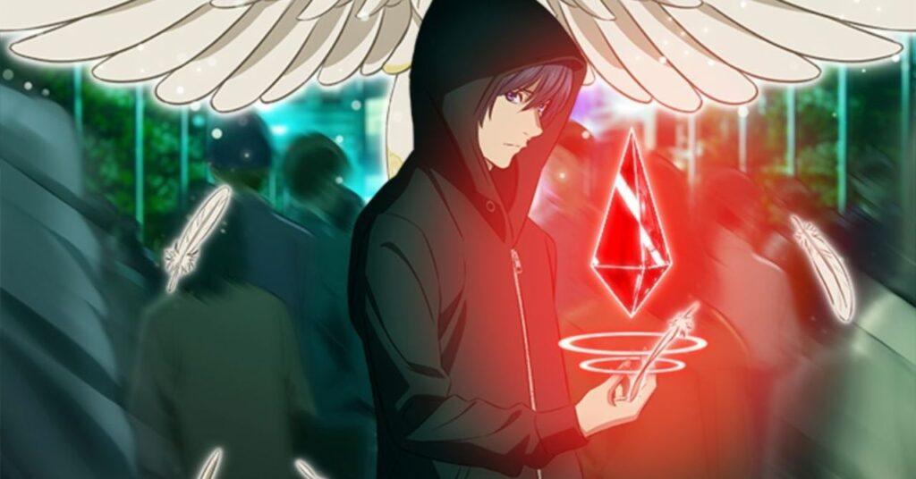 Platinum end dos mesmos criadores de Death Note
