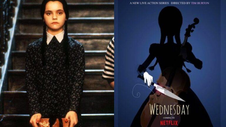 Addams: Dessa vez a estrela é a icônica Wandinha em Wednesday