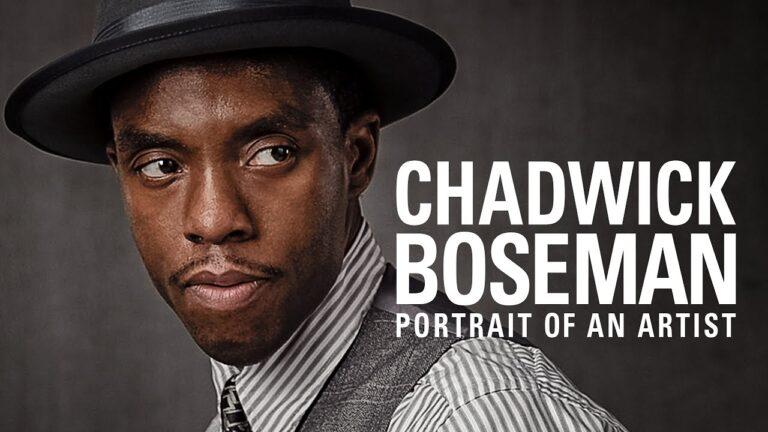 Chadwick Boseman: Netflix fará um documentário sobre a vida do ator