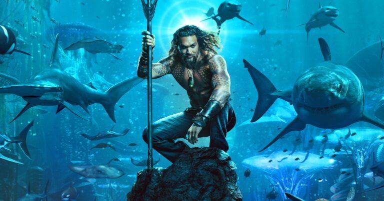 Aquaman 2 começa as filmagens, revela data de lançamento e muito mais