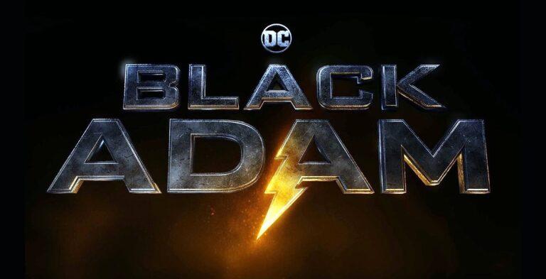 Black Adam: The Rock revela visual de efeitos visuais musculares
