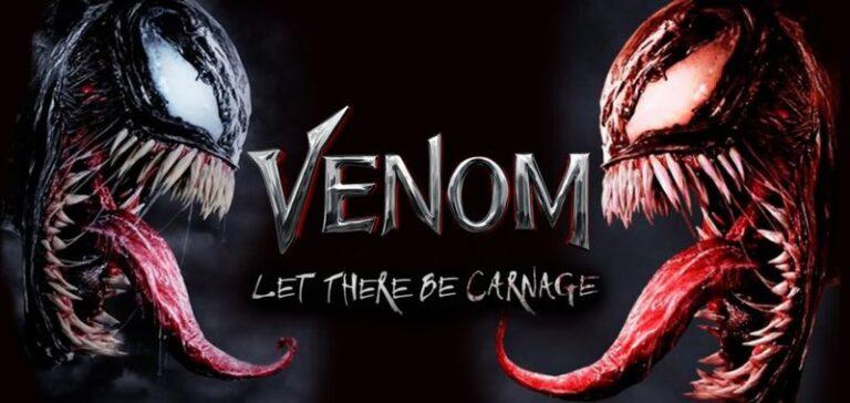 Venom 2: Novo Trailer de Venom: Tempo de Carnificina