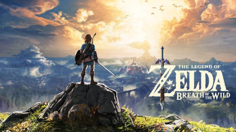 """The legend of Zelda: Fã do game cria um """"Google Maps"""" para Hyrule"""