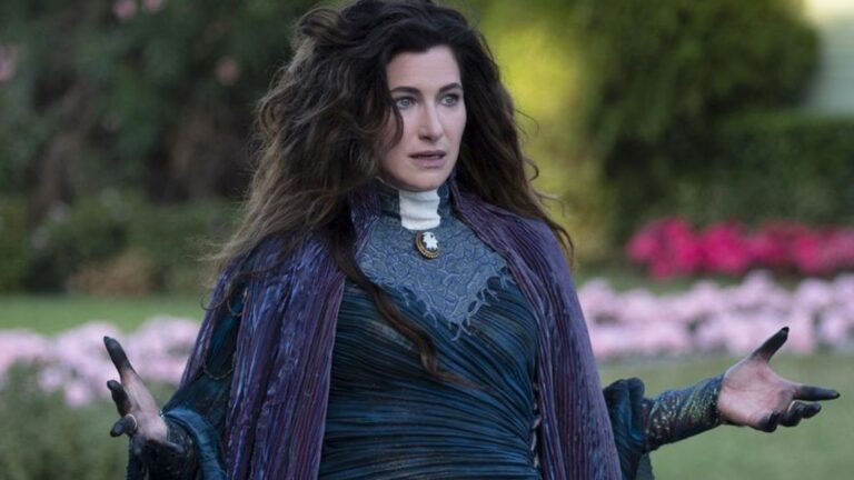 Agatha Harkness pode voltar em um spin-off da serie WandaVision